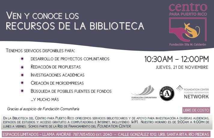 Actividades-Biblioteca-noviembre-2013